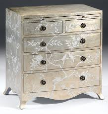hand painted bedroom furniture hand painted furniture hand painted chest with pull out writing