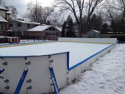 Backyard Rink Ideas Attractive Backyard Rink Ideas Rink Boards Backyard Rink Boards