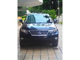 lexus rx 450h used cars used car lexus rx 450h panama 2011 espectacular lexus rx 450h