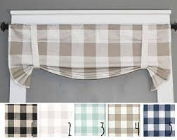 farmhouse valance etsy