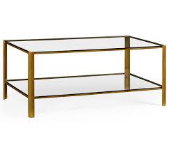 coffee table beautiful modern brass coffee table ideas glass top
