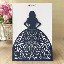 Invitation Cards Handmade Online Get Cheap Handmade Wedding Invitations Aliexpress Com