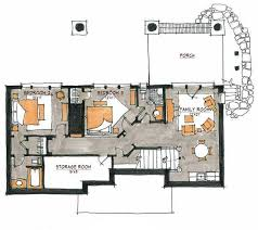 hoot camp home plan by natural element homes
