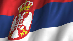 Flag Of Serbia Stock Video Serbia Waving Flag Buy Now 12359744 Pond5