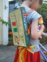 me you and magoo making a shoebox jetpack a creative upcycling