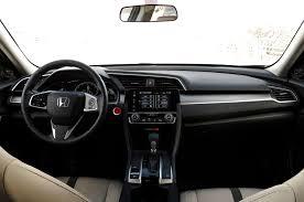 New Honda Civic 2015 India 2016 Honda Civic Ex Sedan Review Automobile Magazine