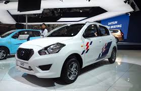 renault datsun datsun stand debuts in delhi