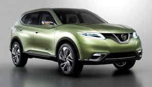 Nissan Rogue Hybrid - nissan rogue hybrid qashqai coming stateside ecomento com