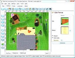 Free Online Home Landscape Design by Backyard Design Software Backyard Landscape Design