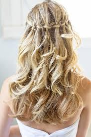 Frisuren Lange Haare Wasserfall by 10 Top Wasserfall Braids Frisur Ideen Für Langes Haar Wasserfall
