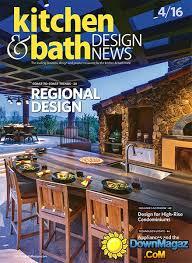 kitchen bath design news kitchen bath design news june 2015 books pics one wall kitchen designs