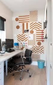 inspired cork dart board in home office contemporary with home