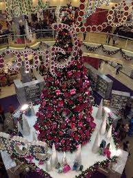 Christmas Decorations For Shopping Centres by Christmas Decoration In Sogo Shopping Mall Kuala Lumpur Malaysia