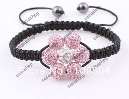 shamballa bead bracelet images 2013 new shamballa bracelet rhinestone crystal rondelle spacer jpg