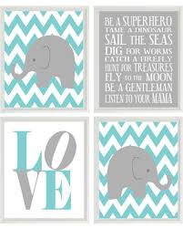 Huge Deal on Elephant Nursery Art Baby Boy Nursery Prints