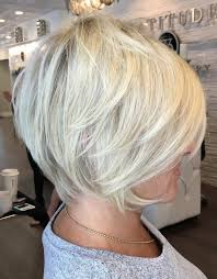 layered bob hairstyles for over 50s 90 classy and simple short hairstyles for women over 50