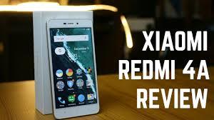 Xiaomi Redmi 4a Xiaomi Redmi 4a Review