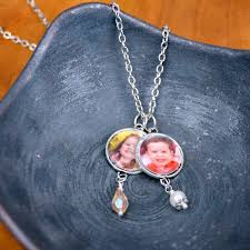 necklace charm diy images Craft lightning mother 39 s day crafts diy photo charm necklace jpg