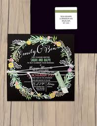wedding invitations online australia charmed whitecolour on black invitation online australia
