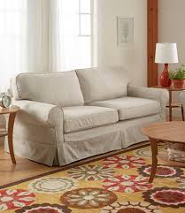 Slipcover For Sleeper Sofa Pine Point Sleeper Sofa And Slipcover