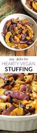 thanksgiving main dish recipes hearty vegan stuffing hummusapien