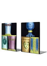 bicchieri boemia fornasetti bookends bicchieri di boemia en avance