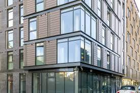 highline building halls of residence ual