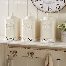 white ceramic kitchen canisters best 25 tea coffee sugar canisters ideas on kitchen
