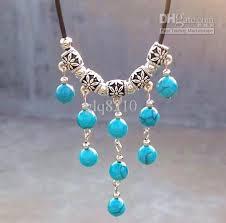 vintage tibetan necklace images Wholesale vintage handmade tibetan silver turquoise gemstone jpg