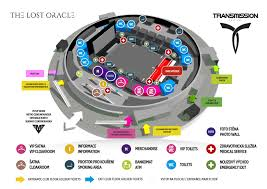 The O2 Floor Plan by Transmission Timetable And More Info Trance Hub