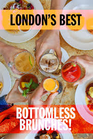 london u0027s best bottomless brunches serving unlimited booze with