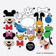 photo booth supplies disney photo booth props party supplies ppbp 01 party and