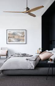 living cool guys bedroom with black curtain combined ceiling fan