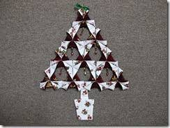 creative times with sue origami christmas tree tutorial