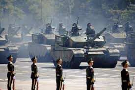 this is the war that destroyed china and could be the reason for