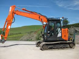 hitachi zx135us 5b excavator for sale