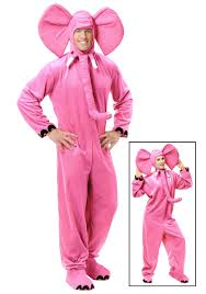 pink costumes pink elephant costume