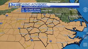 Wind Map United States by Severe Weather Threat Over High Winds Are Not Wncn