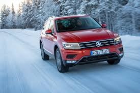 volkswagen car models vw tiguan allspace 2017 review by car magazine