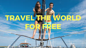 how to travel the world for free images How to travel the world for free on a sailboat jpg