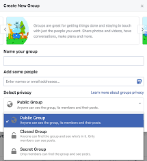 Best Email Addresses For Business by Using Facebook Groups For Business Best Practices For Marketers