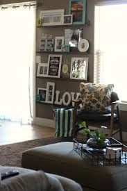 Narrow Picture Ledge Decorating With Pictures Easy Diy Picture Ledges A And A
