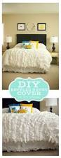 How To Put A Duvet Cover On A Down Comforter Best 25 Diy Duvet Covers Ideas On Pinterest Duvet Cover