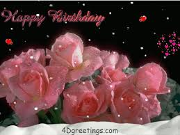 happy birthday red roses free happy birthday ecards greeting