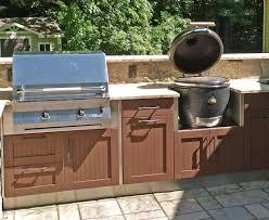 Outdoor Kitchen  Remarkable Outdoor Kitchen Cabinets Stainless - Outdoor bbq kitchen cabinets
