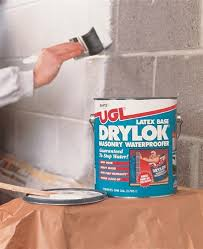 ugl latex drylok masonry waterproofer