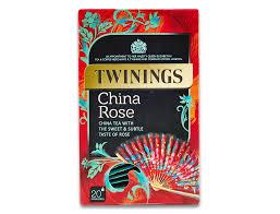 china 20 envelopes flavoured black tea