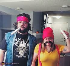 Couples Halloween Costumes Ideas Cheech And Chong Halloween Costume Contest At Costume Works Com