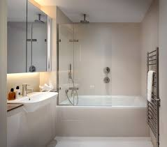 studio bathroom ideas penthouse refurbishment in s financial district