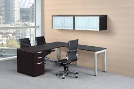 L Shaped Contemporary Desk by Home Design Modern L Shaped Desk Pacifica Nbf Youtube With